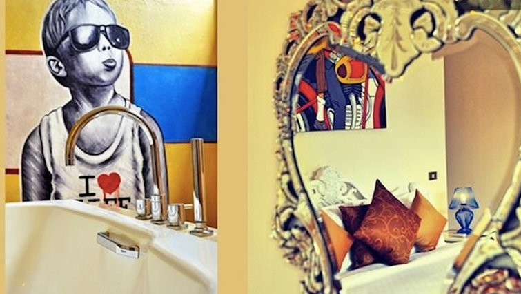 pop art villa bali
