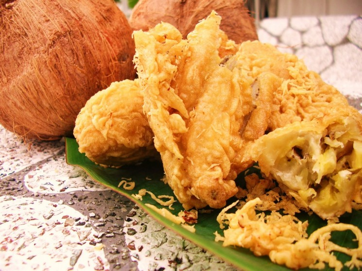 Deep Fried Banana via Spgsupergorengan