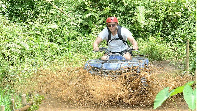 Bali extreme sport