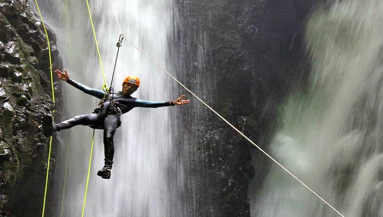 extreme sport Bali