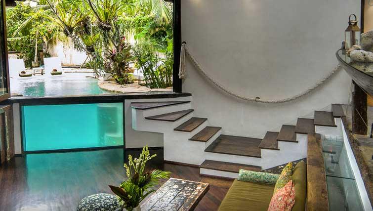 Seminyak Beach Townhouse Villa for rent Bali