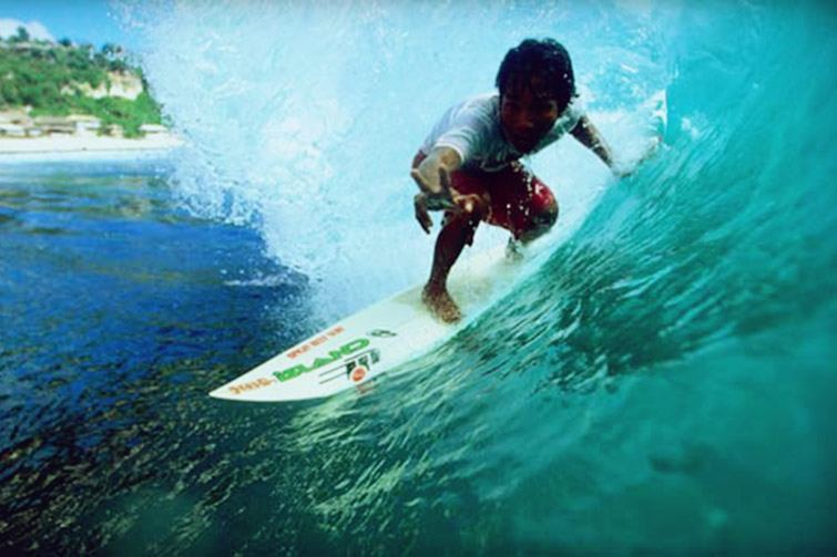 Indonesia Surf Championships.
