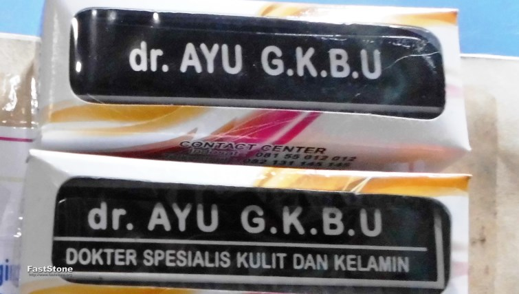 A guide to people's names in Bali.
