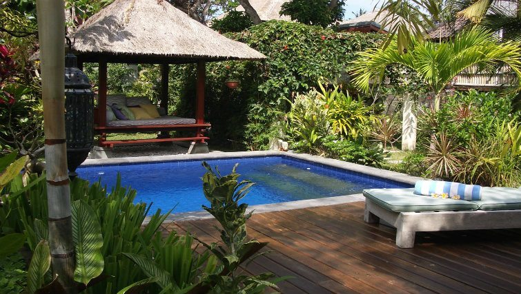 Air BnB accommodation in Sanur