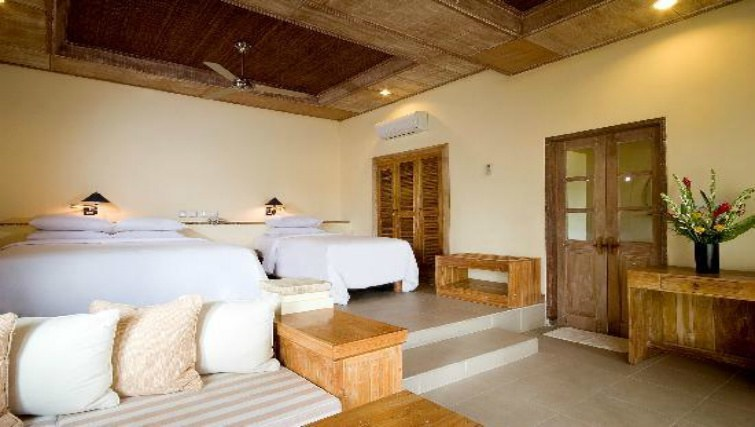 Accommodation in Ubud