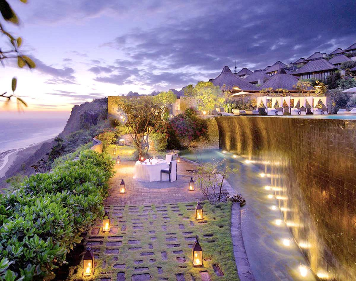 5 Most Romantic Dinners In Bali Ps I Love You Hot In Bali